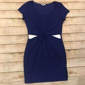 Cut-Out Party Dress – Charlotte Russe